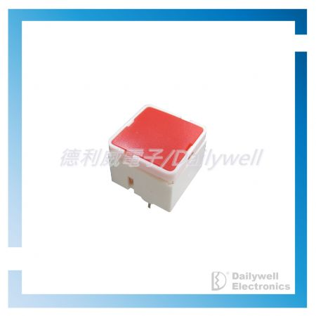 Long Travel Tact Switches - Tact Switches