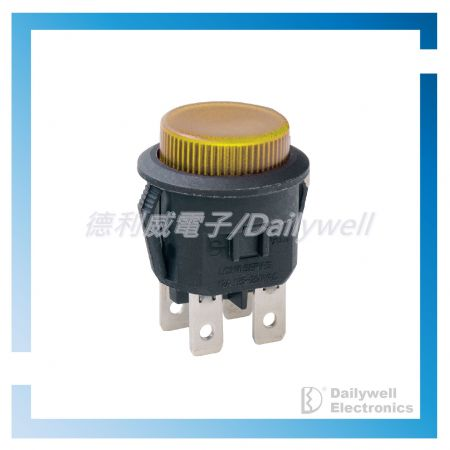 High Reliability Pushbutton Switches