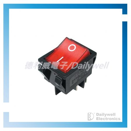 Rocker Switches (R5) - Rocker Switches