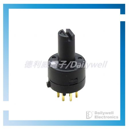 Upgraded Rotary Switches - Rotary Switches
