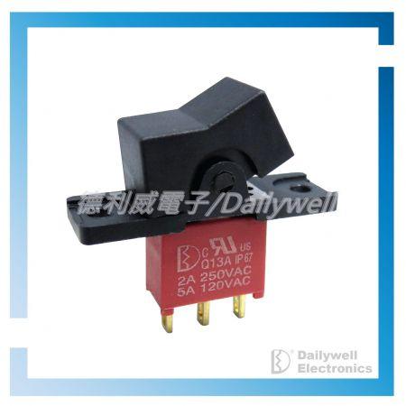 Sealed Miniature Rocker Switches - Sealed Miniature Rocker Switches