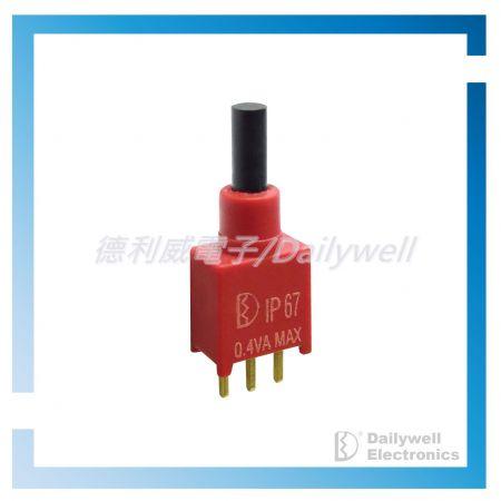 Interruttori a pulsante subminiaturizzati sigillati - Interruttori a pulsante subminiaturizzati sigillati