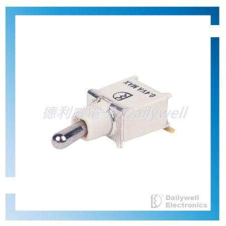 Sealed Sub-Miniature Toggle Switches