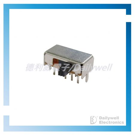 Ultra-Miniature Slide Switches - Slide Switches