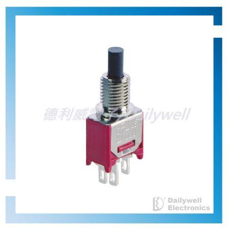 Ultra-Miniatur-Drucktastenschalter - Subminiatur-Drucktastenschalter