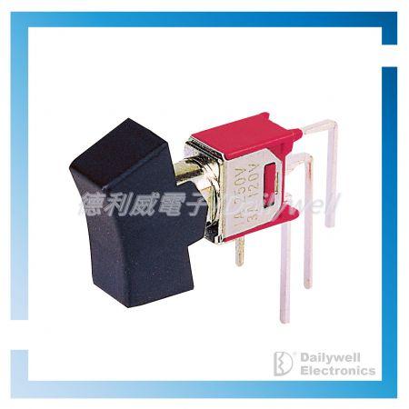 Subminiatur-Wippschalter - Subminiatur-Wippschalter