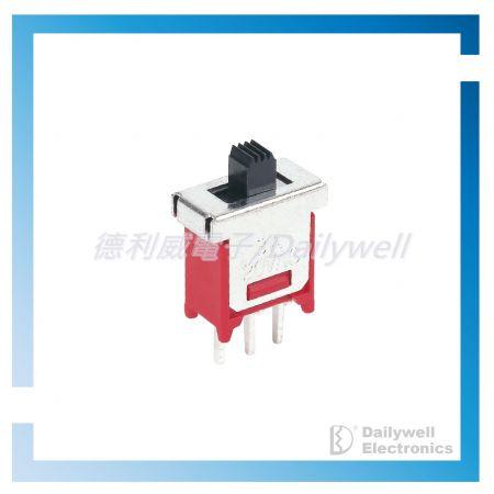 滑动开关 - Sub-Miniature Slide Switches - 5F Series