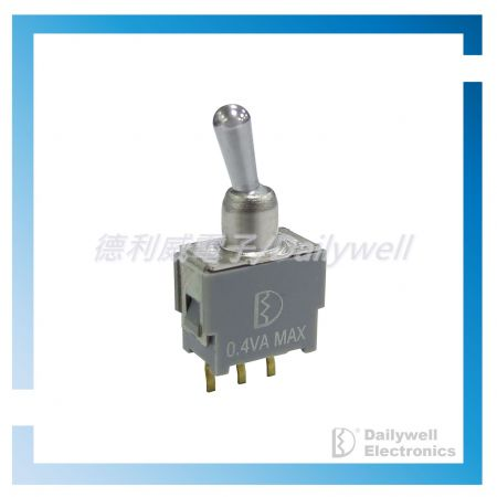 Sub-Miniature Toggle Switches