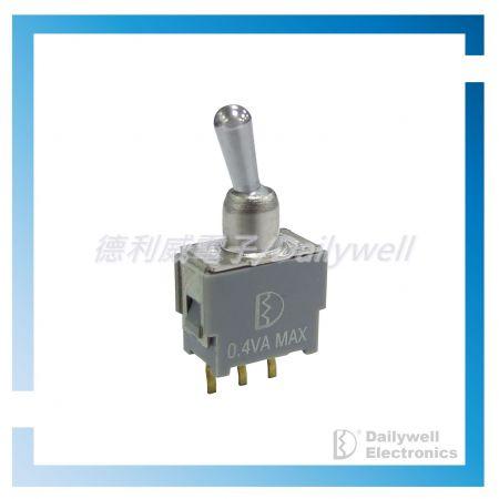 Sub-Miniature Toggle Switches - Sub-Miniature Toggle Switches