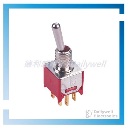 Interruptores de palanca subminiatura - Interruptores de palanca subminiatura