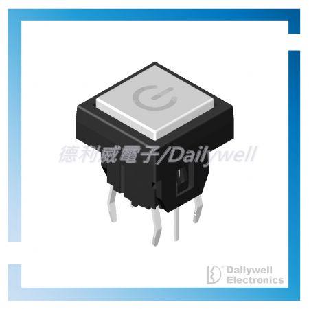 Тактовые переключатели с подсветкой - Тактовые переключатели (с подсветкой)