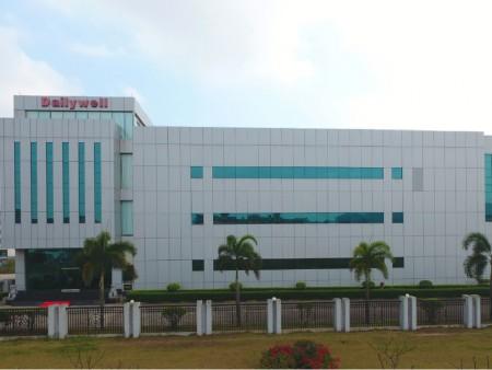 中国朱海工場
