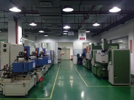 Electric Discharge Machine