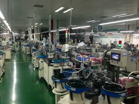 Automatische Montagemaschine für Buchsen