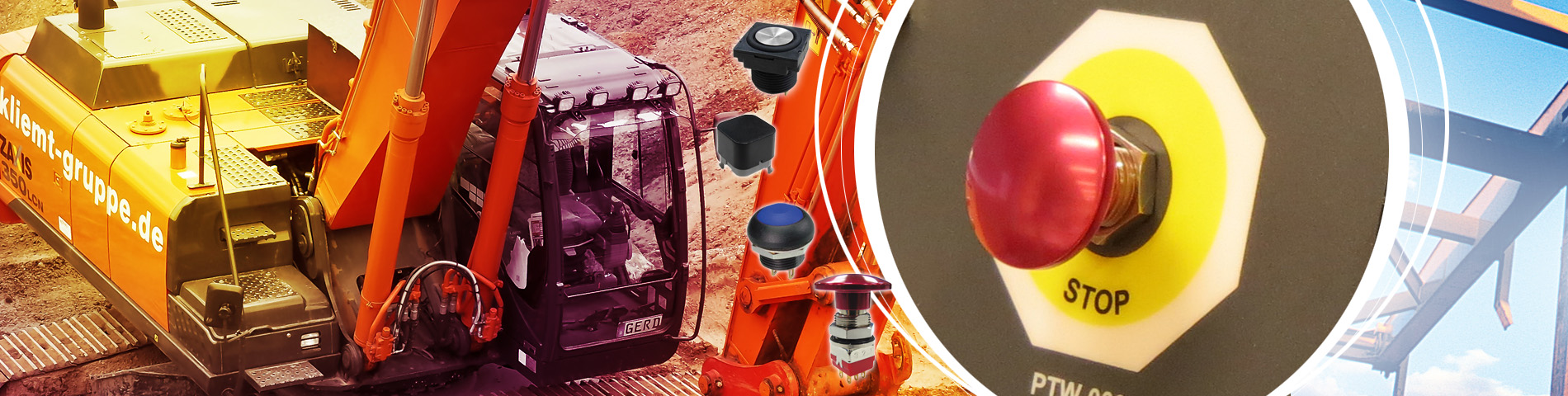 Industria industriale - Applicabile a macchine di grandi dimensioni