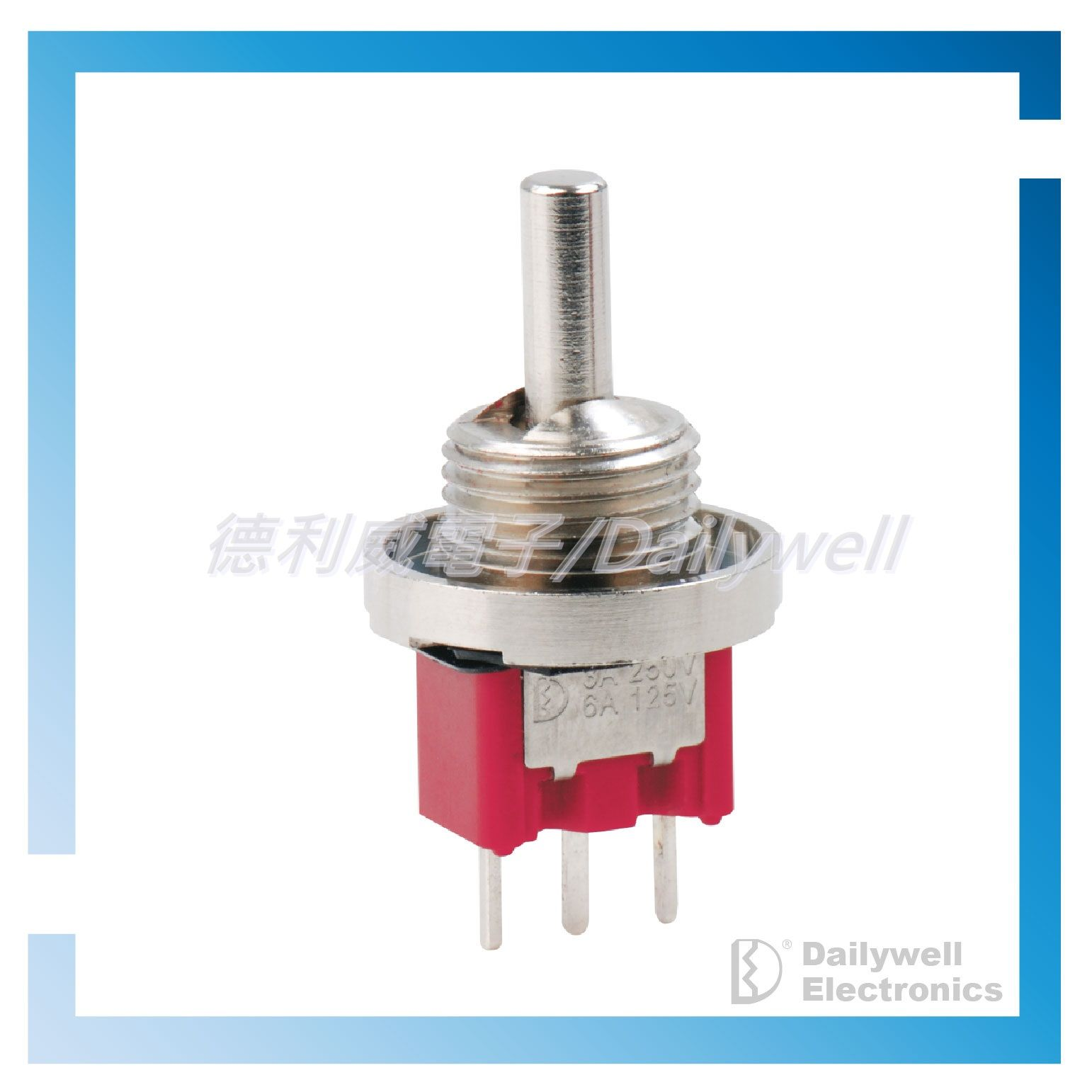 Miniature Toggle Switches Switch Supplier Dailywell