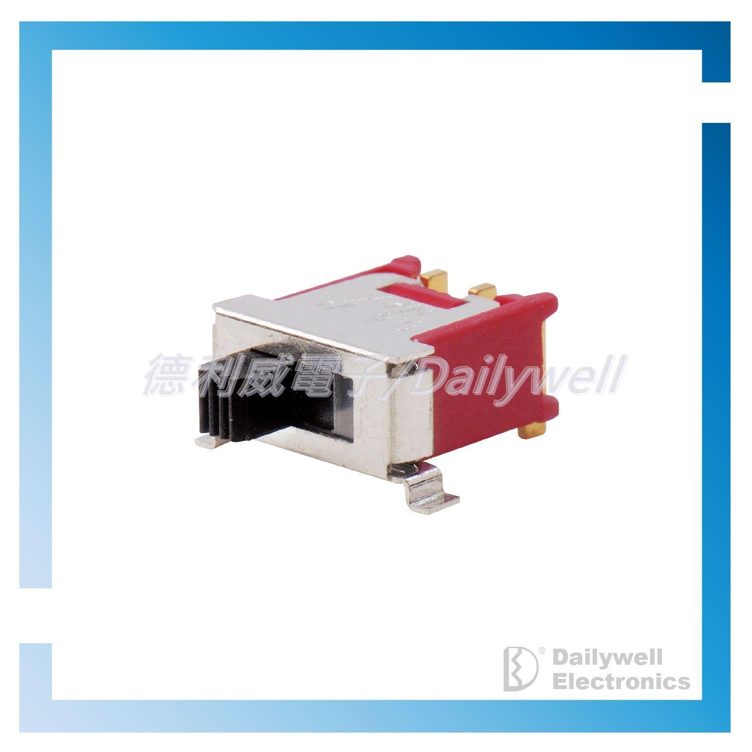 Professional Sub Miniature Slide Switches Manufacturer