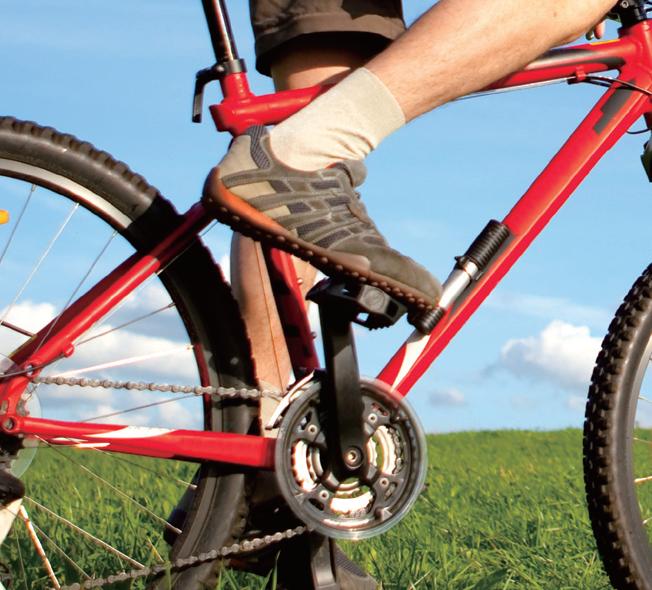 自行车保修