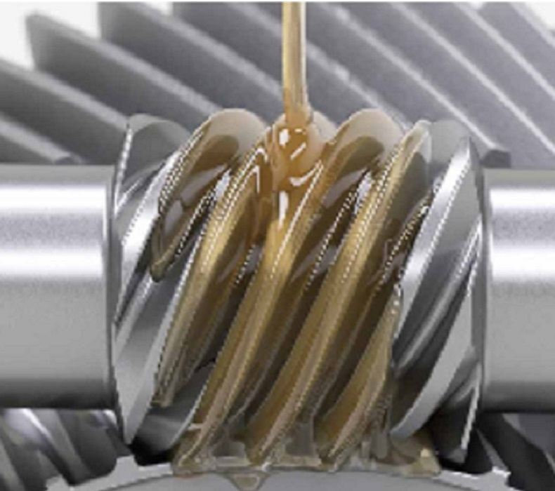 Metal Equipment Lubricate