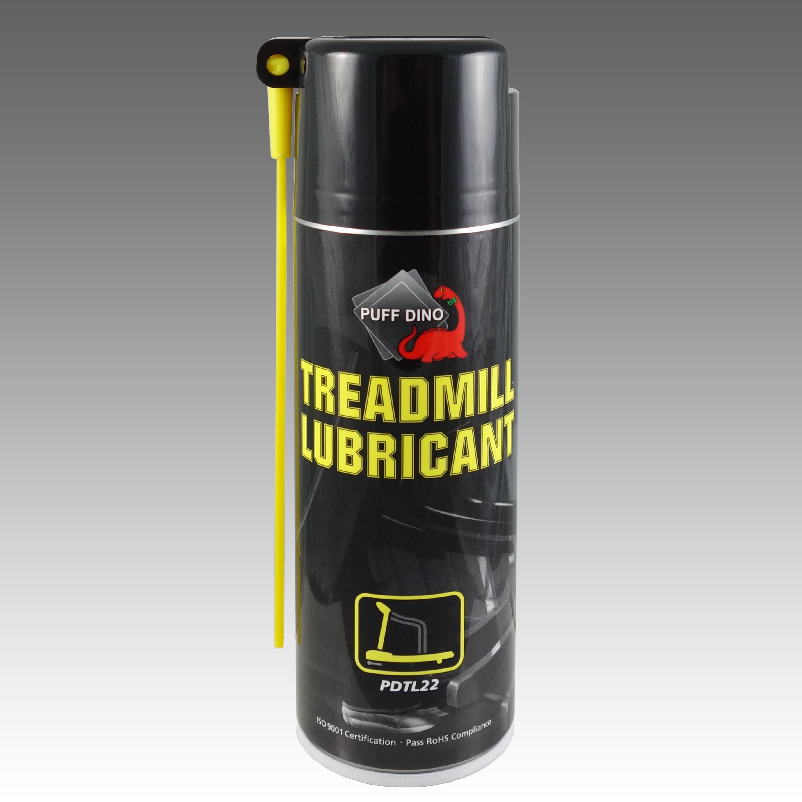 PUFF DINO Treadmill Lubricant - 220ml | 33 Years of High
