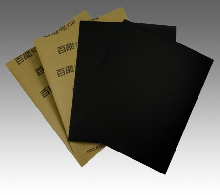 Waterproof Abrasive Paper - Water Proof Abrasive Paper