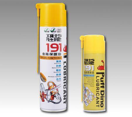 恐龍191金屬保護油 - 恐龍191金屬保護油