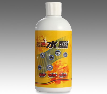 PUFF DINO One-Step Liquid Cleaning Wax - PUFFDINO One-Step Liquid Cleaning Wax