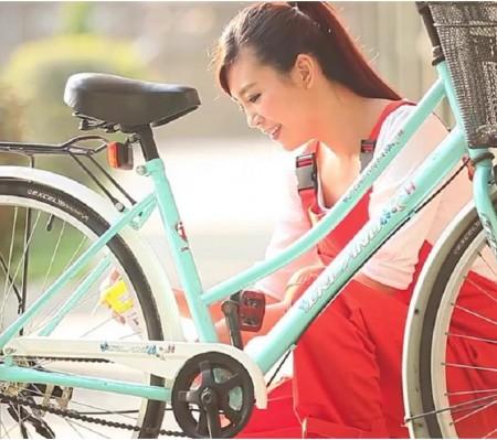自行车美丽产品