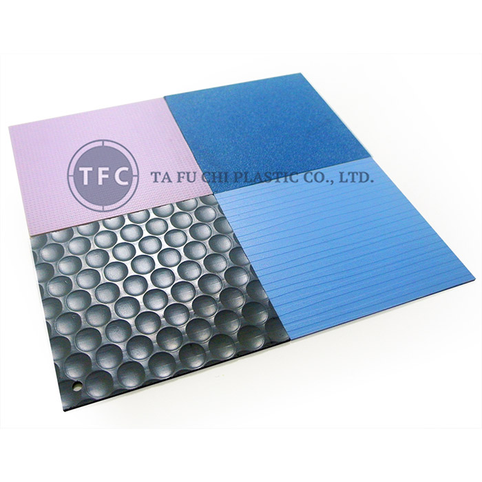 Rigid Hips Plastic Sheet - One of our mass productions is polystyrene.