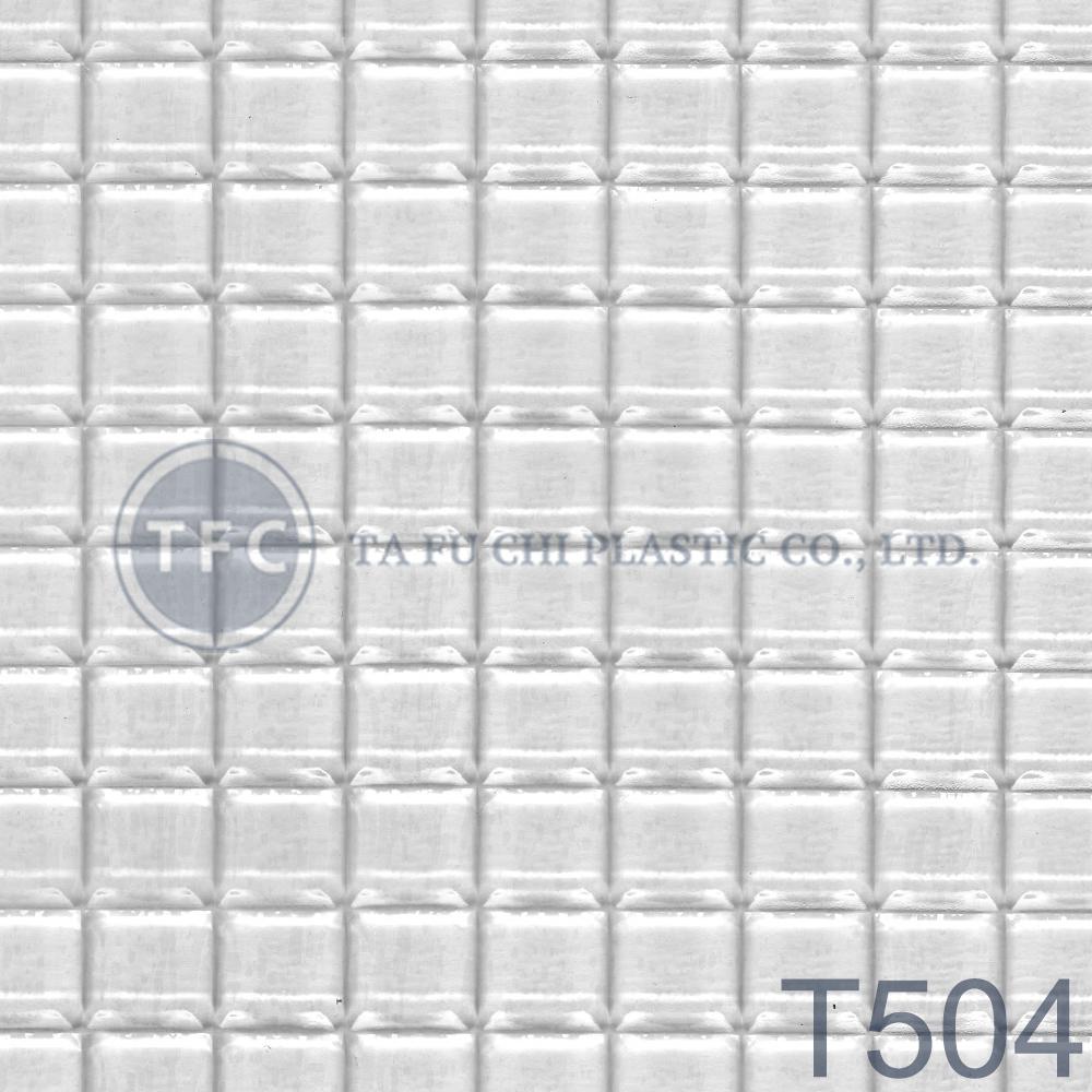 GPPS Desenli Sac-T504 - PS kabartmalı levhaların özelliği, desen çeşitliliğidir.