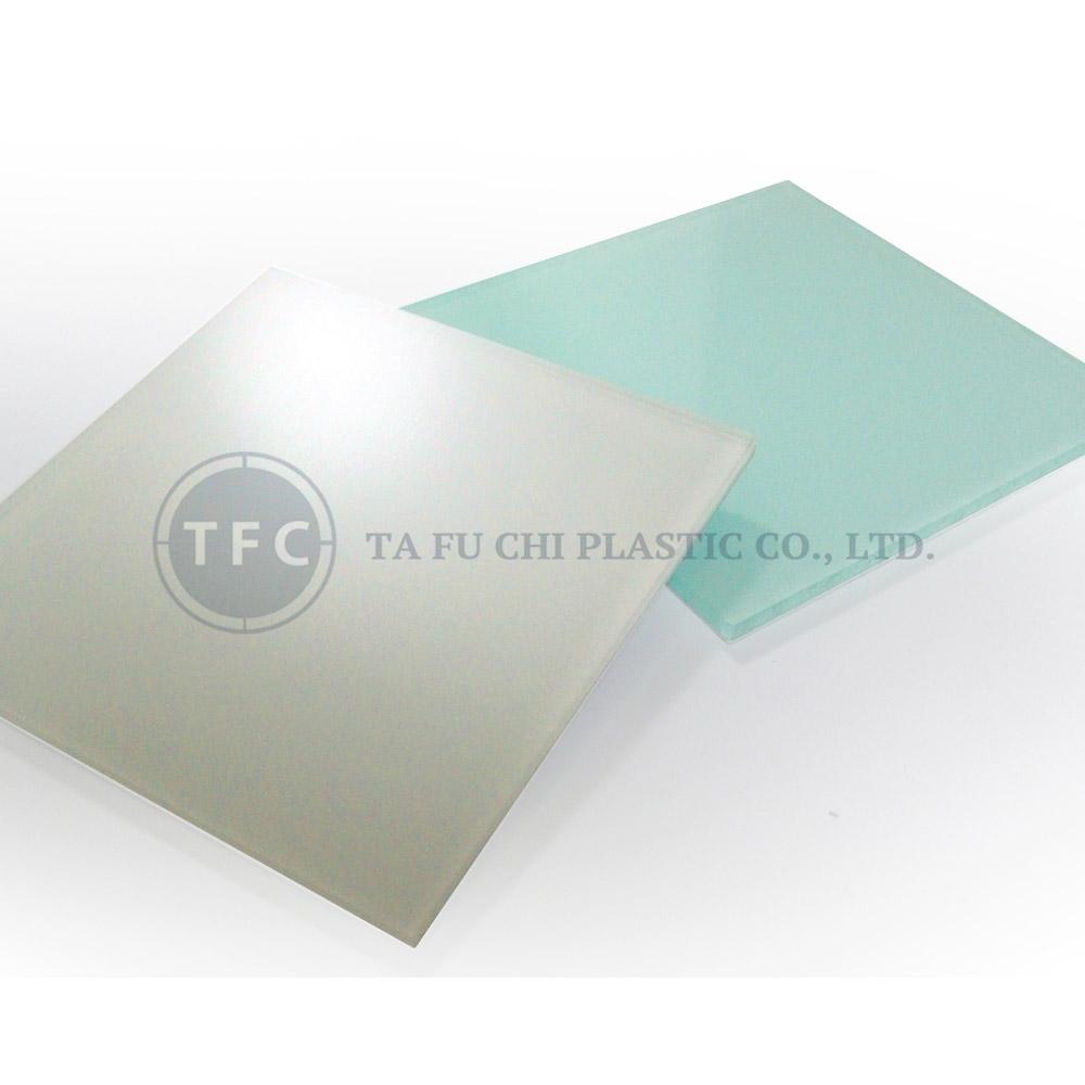 Lembaran Akrilik Diekstrusi - TFC Plastics dapat memasok lembaran akrilik yang diekstrusi.