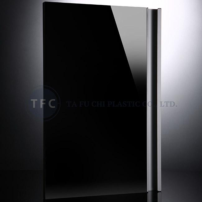 Lembar Laminasi Akrilik Gloss Tinggi - Lembaran Akrilik Gloss Tinggi adalah bahan terbaik untuk membuat lemari.