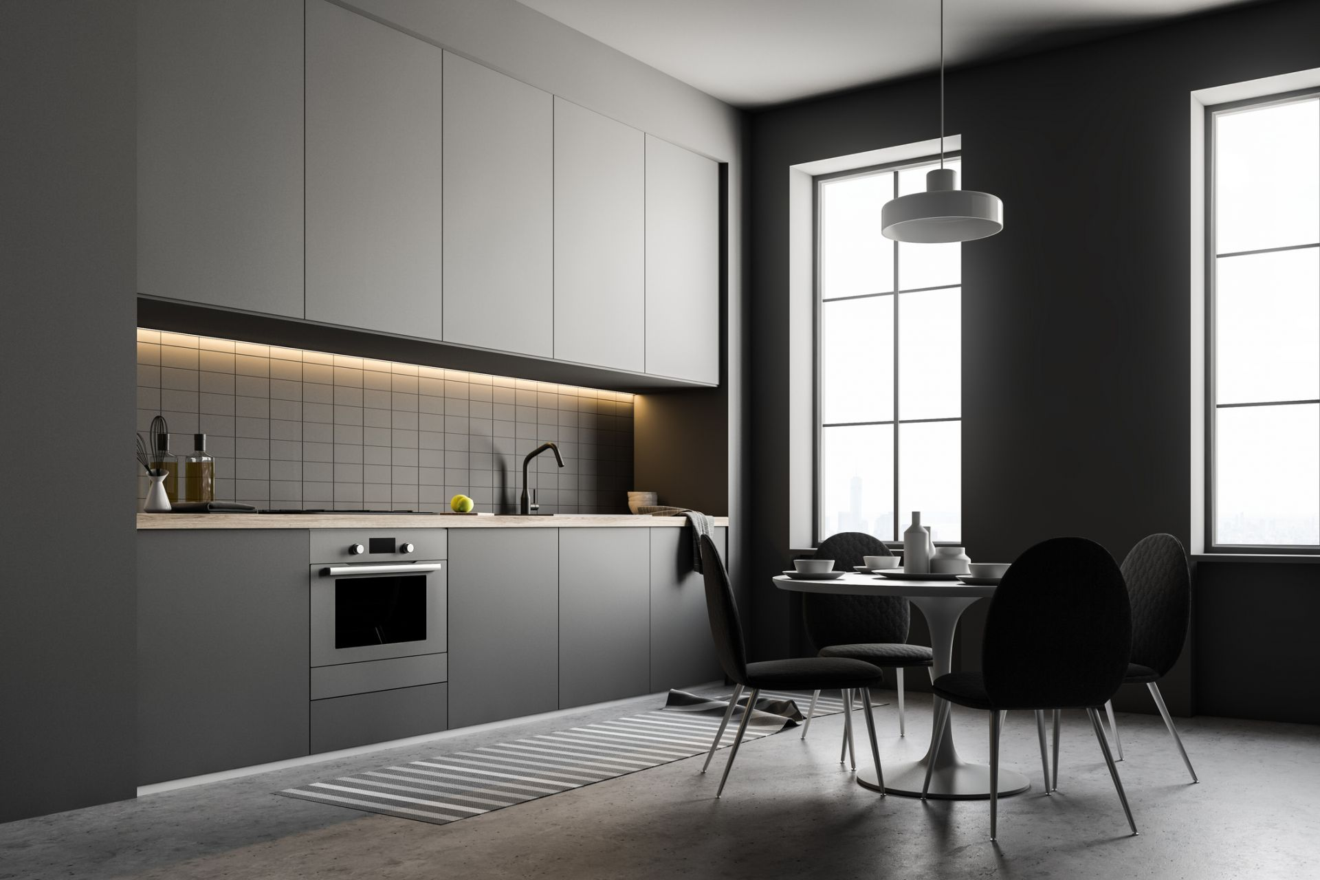 Acrylic Sheet For Décor Best Choice For Kitchen Panel