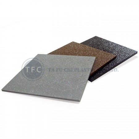 ABS Textured Sheet - We can provide custom sizes of ABS sheet.