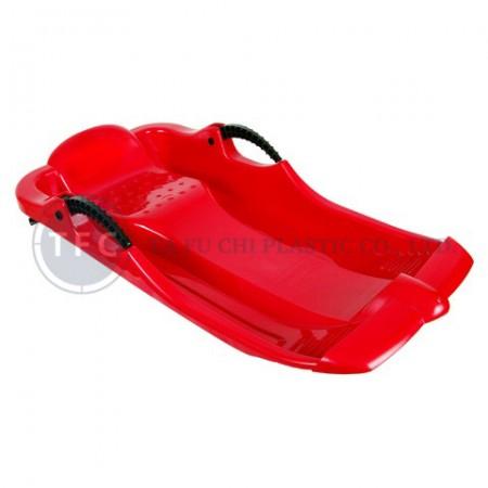 Lembaran plastik bertekstur ABS tahan dingin dapat menahan cuaca dingin pada -20 derajat Celcius, dan sering digunakan pada papan berlapis dan kereta luncur berpendingin.