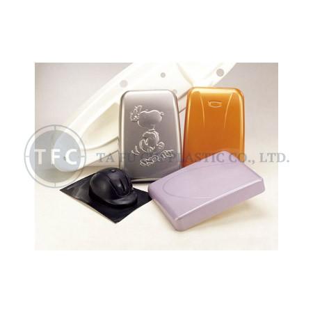 ABSボードは、しばしばプラスチックのケーシングを作るために使用されます。