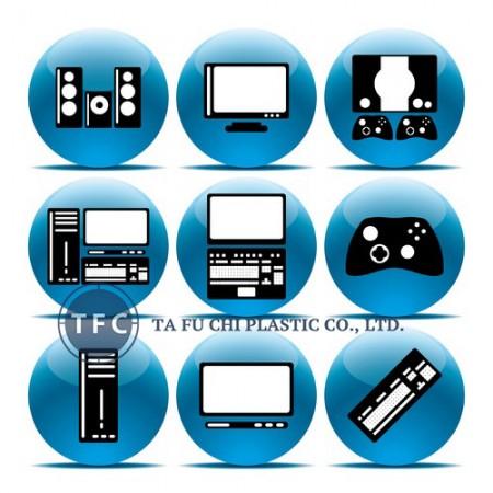 La carcasa de los electrodomésticos utiliza HIPS para reducir el costo de producción y reemplazar gradualmente la carcasa formada por la placa ABS.