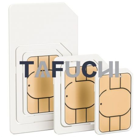 The SIM card uses the ABS plastic plate, which has high heat resistance and is easy to print.