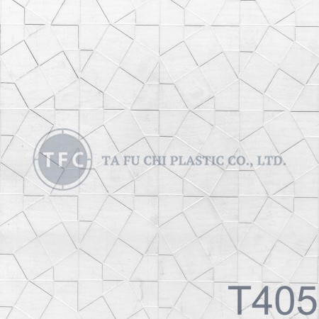 GPPS Patterned Sheet -T405 - The feature of PS embossed sheets is diversification of patterns.