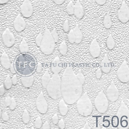 GPPS Patterned Sheet -T506 - The feature of PS embossed sheets is diversification of patterns.