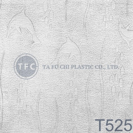 GPPS Patterned Sheet -T525 - The feature of PS embossed sheets is diversification of patterns.