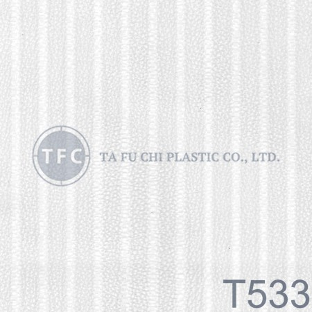 GPPS Patterned Sheet -T533 - The feature of PS embossed sheets is diversification of patterns.