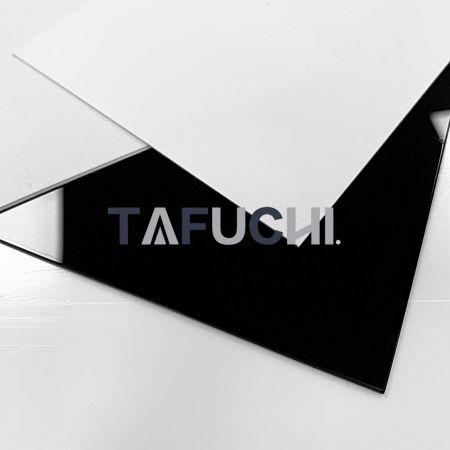 Placa de plástico ABS   0,25 mm-1,5 mm - El ABS se puede imprimir y termoconformar.