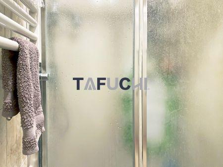 GPPSフォグパネルはシャワーの引き戸として適しています。
