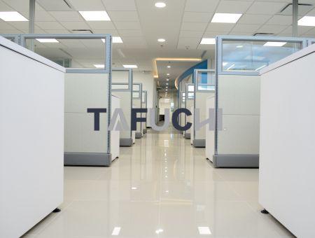 ABS levha ofis bölmeleri için uygundur.