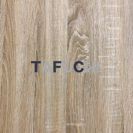 Hoja de grano de madera de PVC