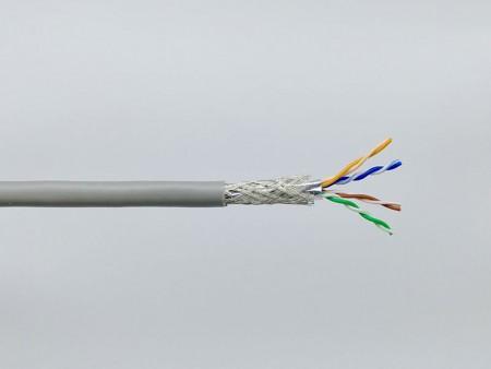 Hyper-Data 1000 Kategorie 5e SF/UTP LAN-Kabel - Katze. 5e SF-UTP, 100MHz