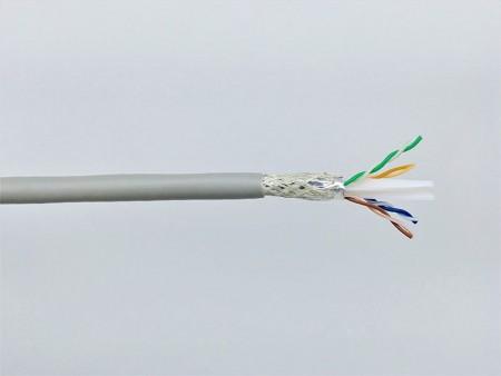 Hyper-Data 2000 categorie 6 SF / UTP LAN-kabel