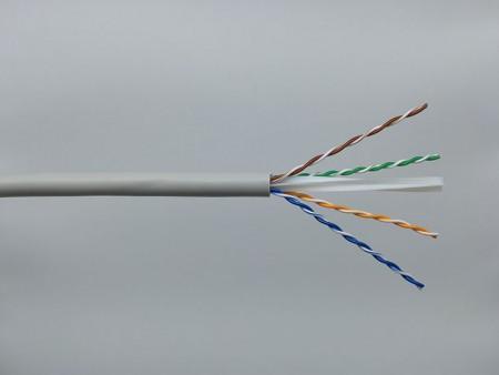 U / UTP-LAN-Kabel der Kategorie 6A - KATZE. 6A U-UTP, 500 MHz