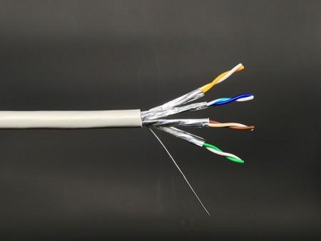 Categorie 6A LAN-kabel - Categorie 6A hoogwaardige LAN-kabel